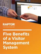 Five Benefits of a Visitor Management System White Paper